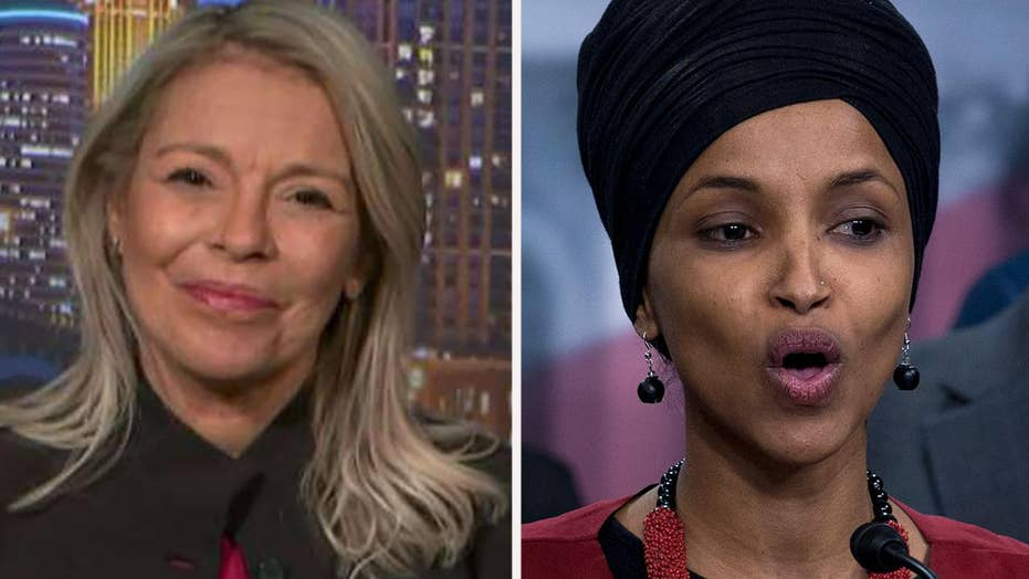 Iraqi refugee launches GOP challenge to Rep. Ilhan Omar in Minnesota