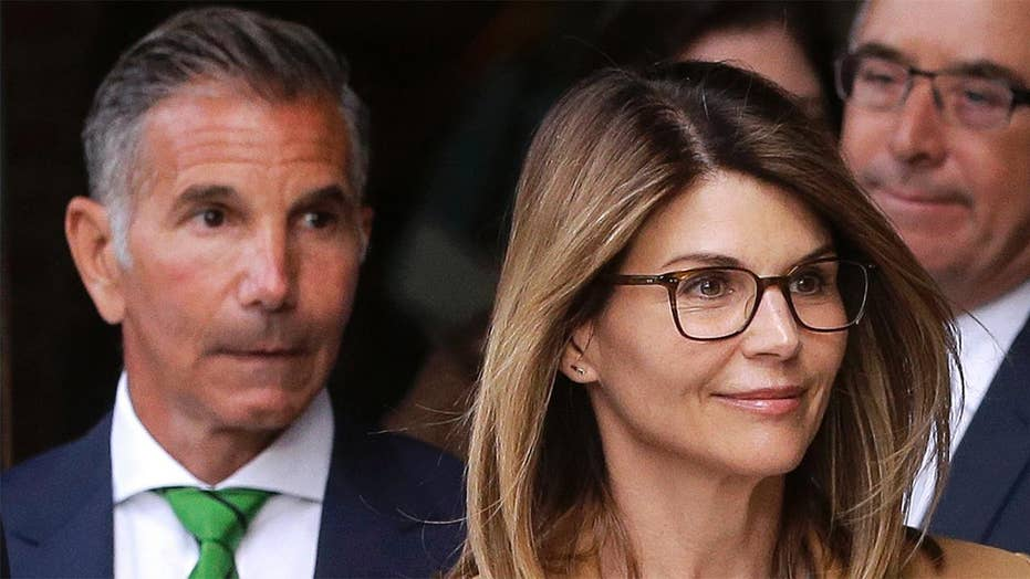 Prosecutors release new emails between USC, Lori Loughlin's husband
