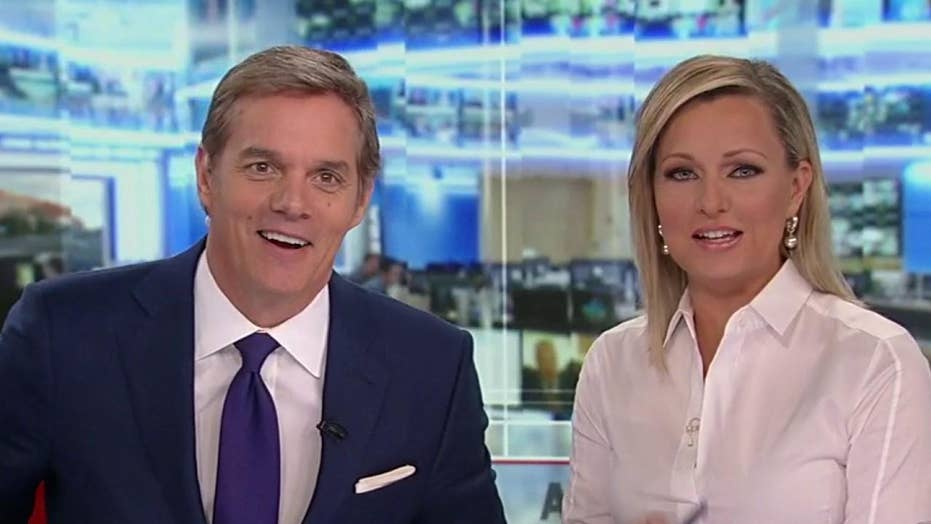 Bill Hemmer says goodbye to 'America's Newsroom' after nearly 13 years behind the anchor desk