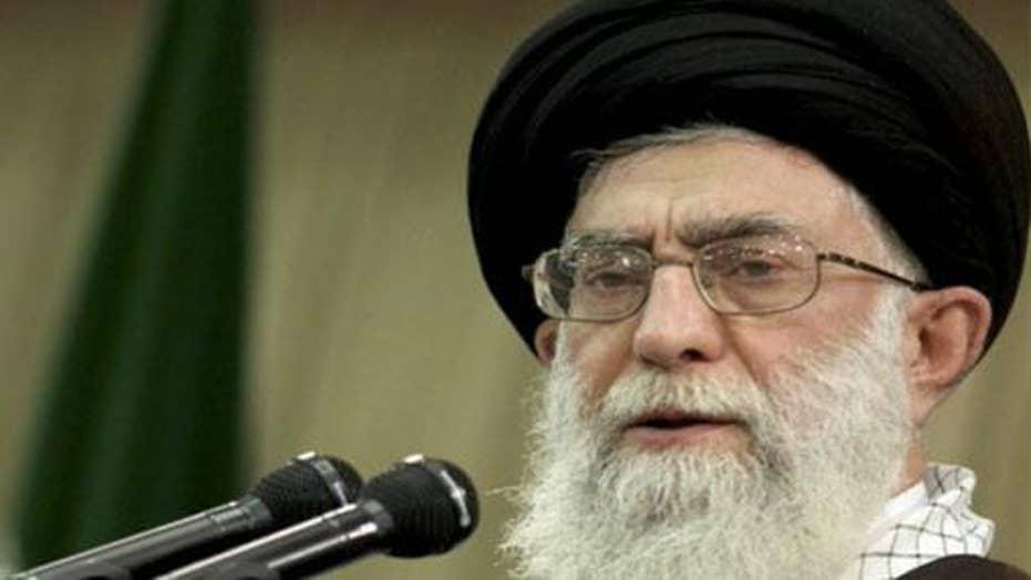 Ayatollah nervous about 'anger & mistrust' inside Iran: Carafano
