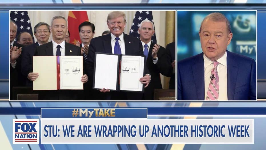 Why the Democrats are on the wrong side of history: Stuart Varney
