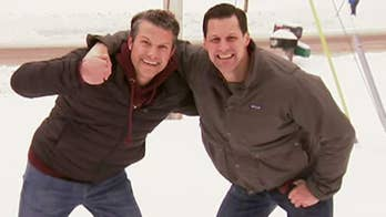 Pete Hegseth and Brian Brenberg relive their glory days in Minnesota
