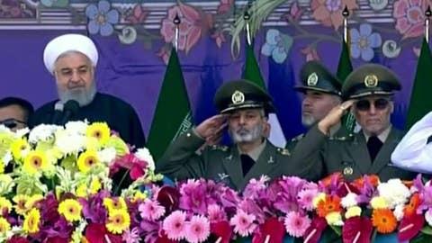 Iranian supreme leader blasts US in speech