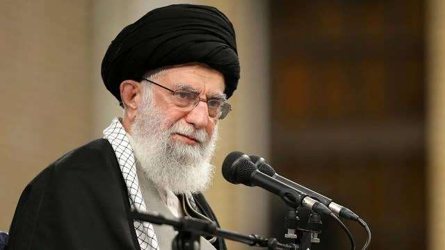 Friday Lightning Round: Insults from Iran's Ayatollah Ali Khamenei