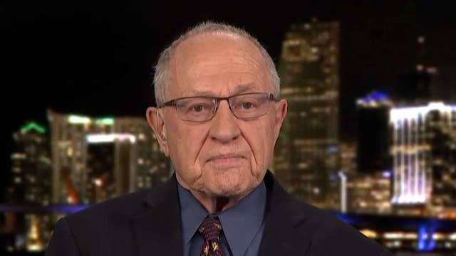 Alan Dershowitz to present oral argument at impeachment trial