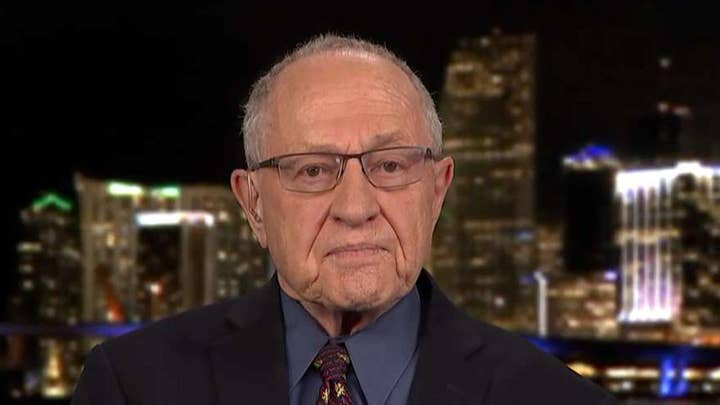 Alan Dershowitz to present oral argument at the impeachment trial