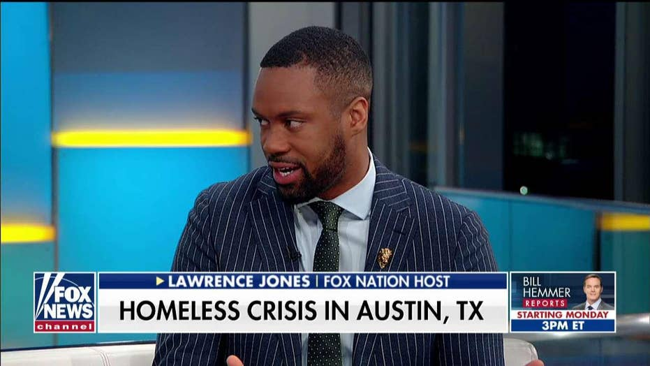 Lawrence Jones reports on the homeless crisis in Austin