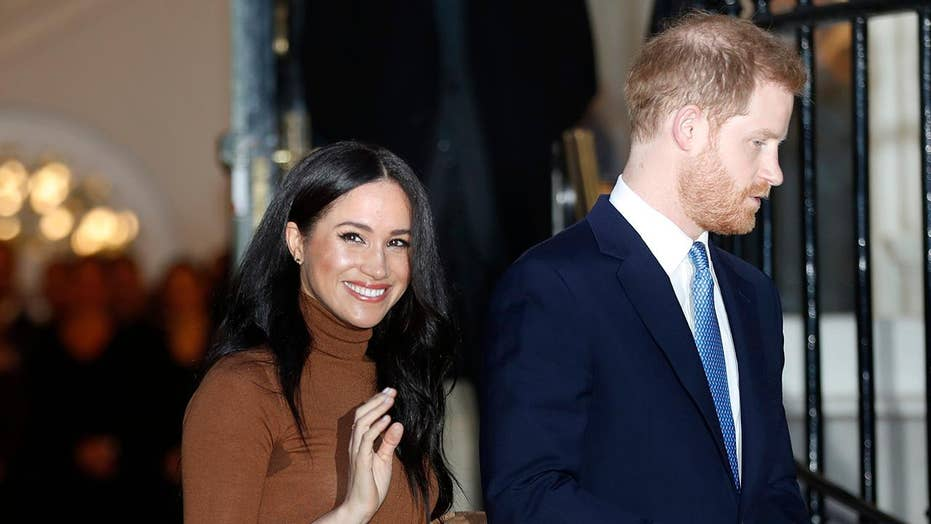 Harry and Meghan lose royal titles, Buckingham Palace says