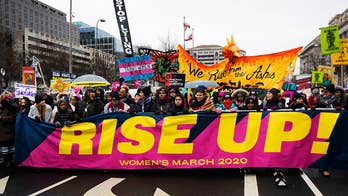 Fourth annual Women's March takes place around the world