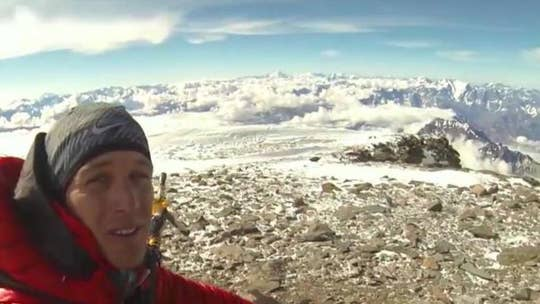 Endurance athlete and adventurer Colin O'Brady on breaking records to inspire others
