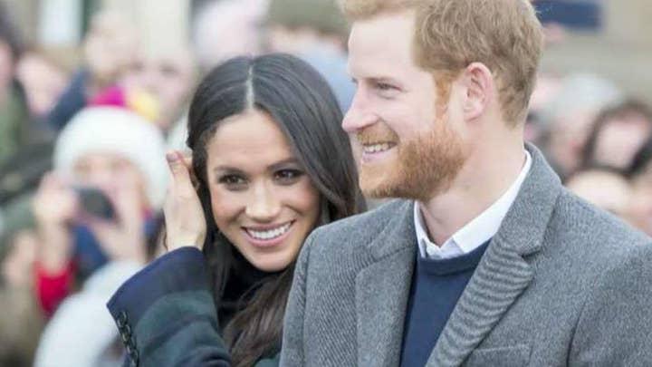 Royal family reaches 'Megxit' deal