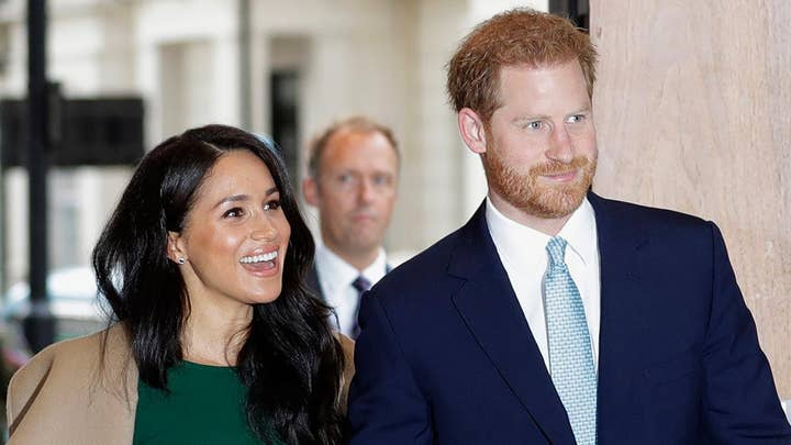 Fallout from Harry and Meghan's departure from royal family