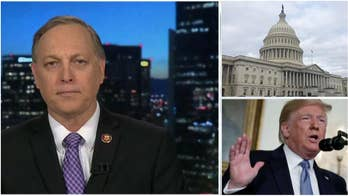 Rep. Andy Biggs says he can't imagine the Senate impeachment trial will include witnesses