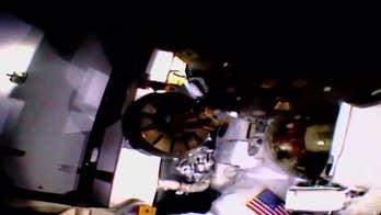 NASA conducts third all-female spacewalk