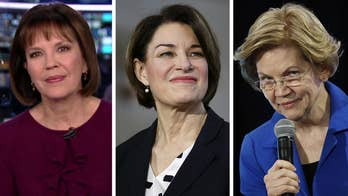 Judith Miller calls New York Times' endorsement of Warren and Klobuchar the 'ultimate cop-out'
