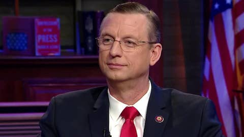 Rep. Doug Collins: This has been a political impeachment from day one
