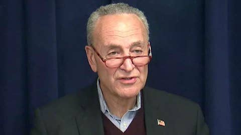 Schumer on impeachment: Trump is afraid of the truth, probably thinks he's guilty