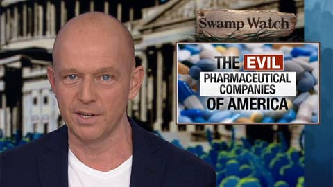 Swamp Watch: 'Evil' pharmaceutical companies of America