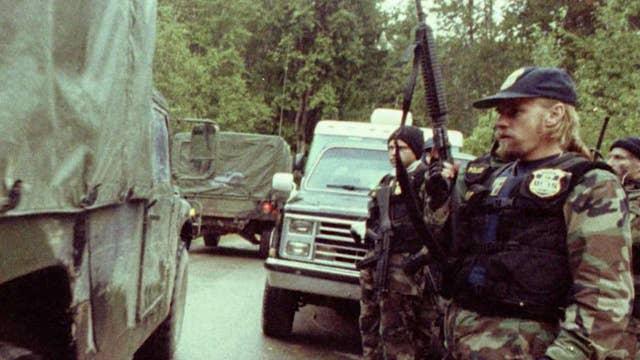 'Scandalous: Ruby Ridge'; Episode 2: Full-blown War