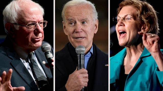 Infighting between Democratic presidential candidates increases as Iowa caucuses draw nearer