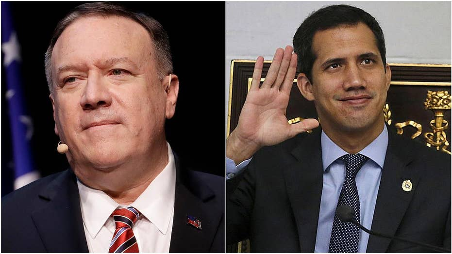 Secretary Mike Pompeo to meet Venezuela's Juan Guaido in Colombia