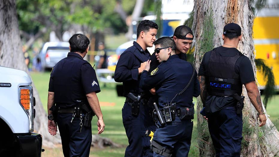 Two Honolulu police officers fatally shot