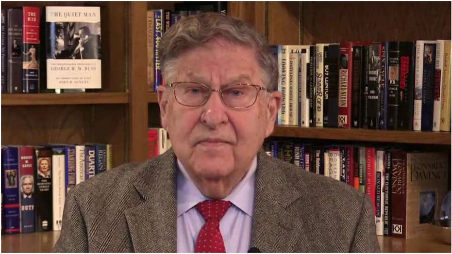John Sununu: New York Times' endorsement of Warren and Klobuchar highlights deep divide in Democratic Party