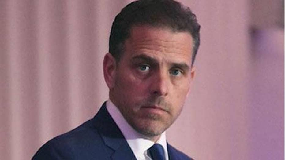 Marc Thiessen: Hunter Biden testimony 'absolutely relevant'