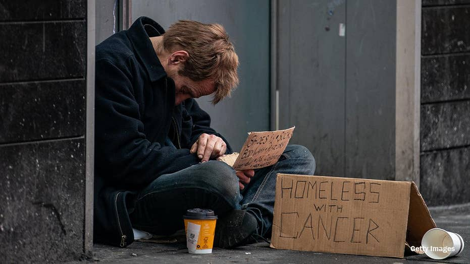 Image result for NYC's homeless are suffering amid de Blasio mismanagement, critics say""