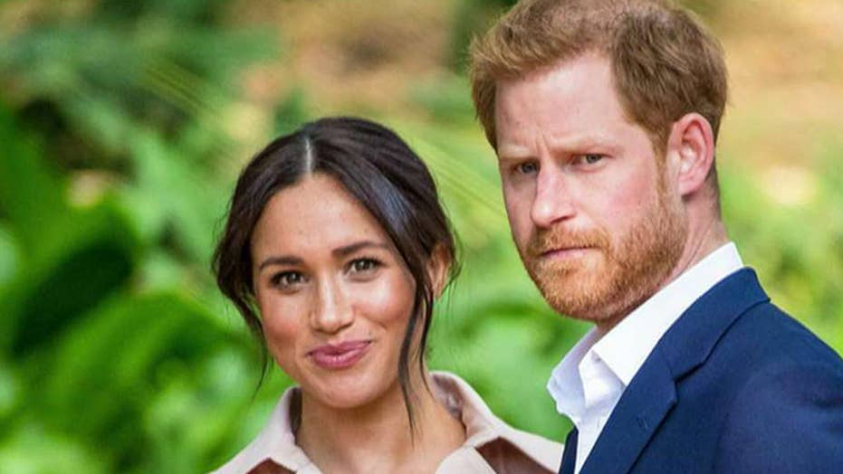 Meghan Markle Prince Harry Are much Loved Members Of The Royal Family Says Pal That Stuff Runs Deep Fox News