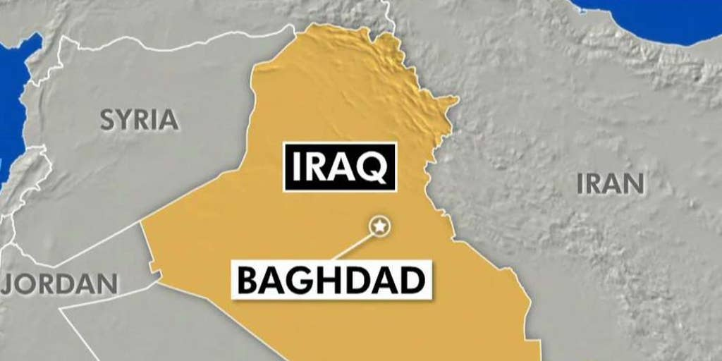 Rocket fired at Baghdad's international airport, not far from US troops and diplomats