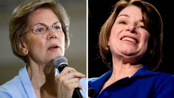 Warren, Biden and Klobuchar pick up endorsements in early voting states