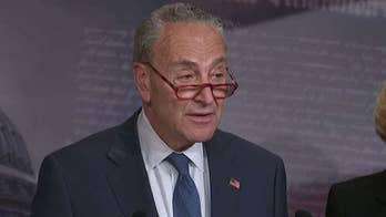 Schumer unveils amendment listing documents he wants for Senate impeachment trial