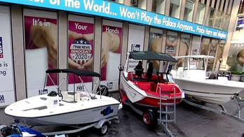The New York Boat Show hits FOX Square