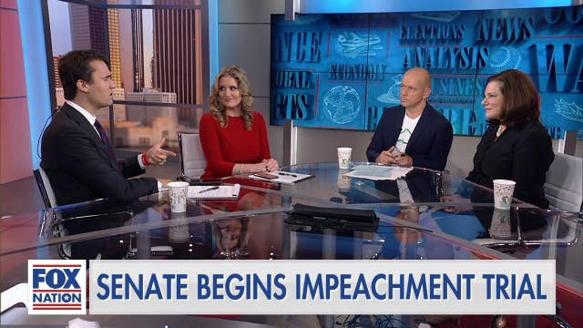 Charlie Kirk: Republicans should go full 'Seinfeld' on impeachment