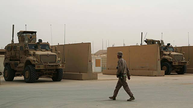Should US call Iraq's bluff and pull troops out of country?