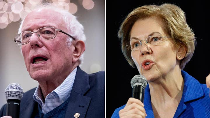 Bernie Sanders vs. Elizabeth Warren: How their socialist policies don't add up