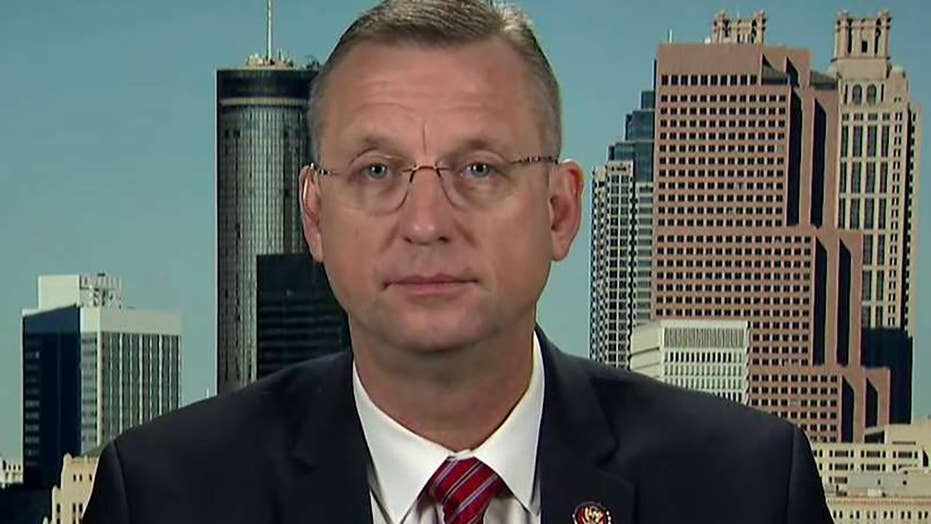 Rep. Doug Collins on joining Trump's impeachment defense team