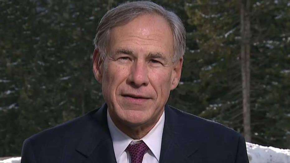 Texas Gov. Abbott on embracing capitalism, decision to reject new refugees