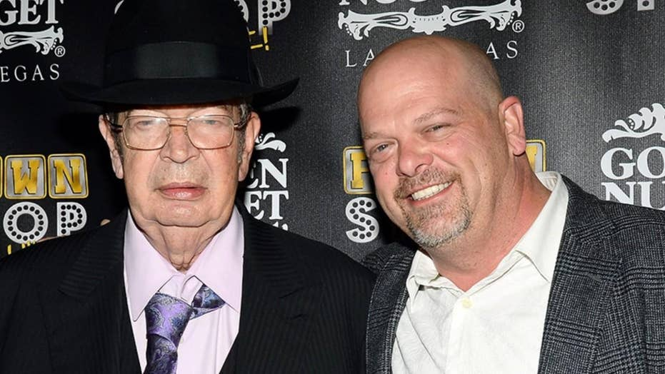 Rick Harrison of 'Pawn Stars' reveals the most important lesson his father 'The Old Man' taught him