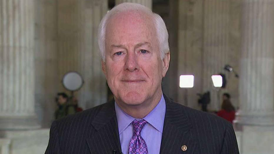 Cornyn on demand for impeachment trial witnesses: We really don't know how this will play out