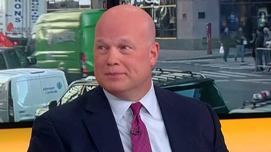 Matthew Whitaker on why Senate trial shouldn't have witnesses