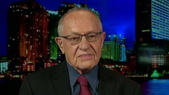 Alan Dershowitz rejects Pelosi's 'impeachment is forever' claim, says only Trump can decide whether Bolton testifies