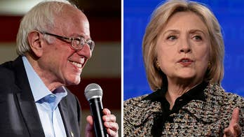 Clinton signals she'd support former rival Sanders if he's nominated