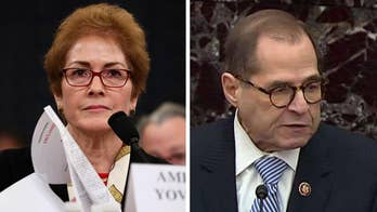 Nadler: Trump's scheme to cheat in 2020 election begins with attempts to get Amb. Yovanovitch out of the way