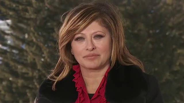 Maria Bartiromo reveals Trump's mindset on impeachment after interviewing president in Davos