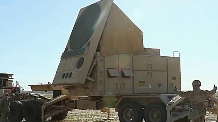 Pentagon likely deploying anti-missile system to Iraq after Iran missile attack