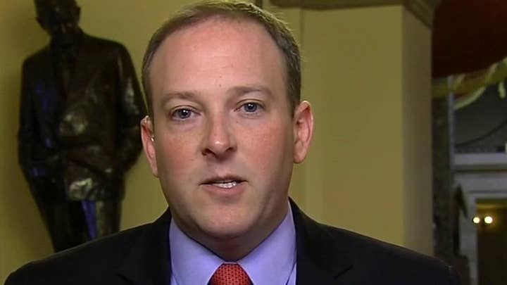 Calling impeachment witnesses is a slippery route Democrats may not want to go down, Rep. Zeldin says