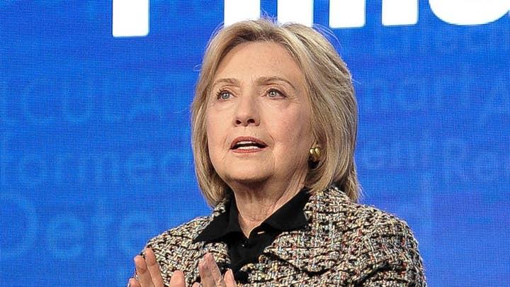 Hillary Clinton hijacks race for Democratic presidential nomination