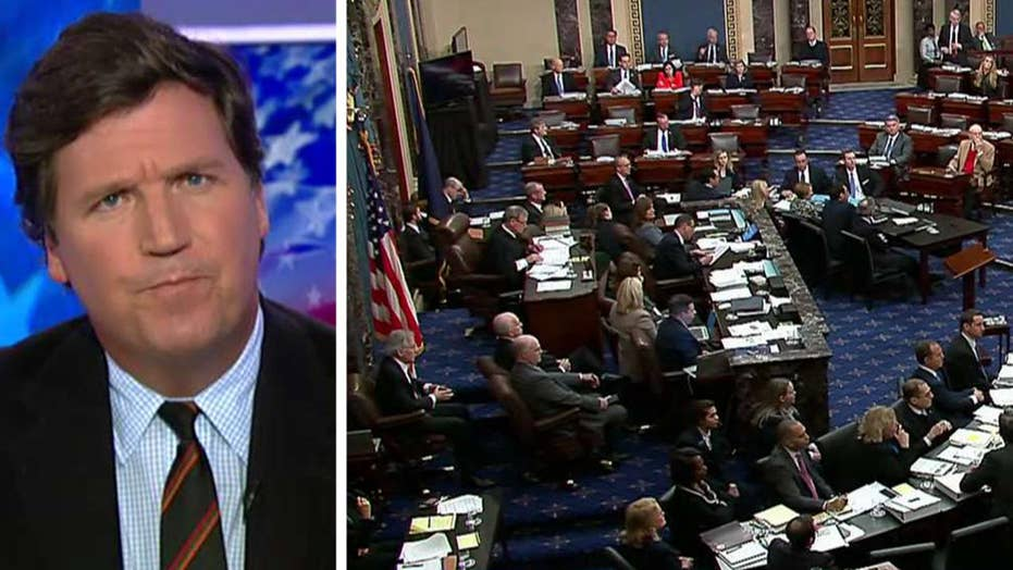 Tucker: Impeachment trial may never really stop